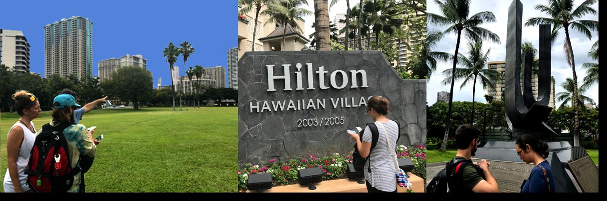 Tourist Trap Escape Game Honolulu Players