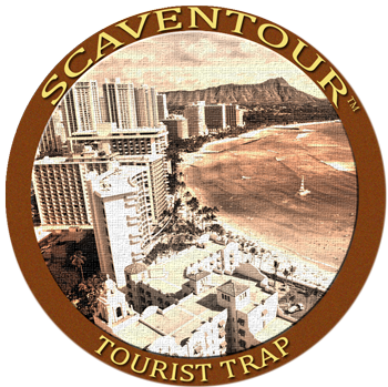 Tourist Trap Coin for Scavenger Hunt Victory
